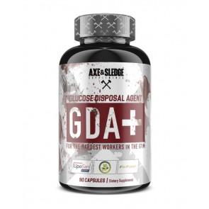 Axe & Sledge – GDA+ 90 caps