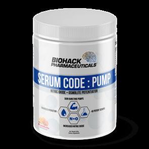 BioHack Serum Code Pump 600 gr