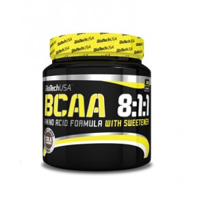 BioTech BCAA 8:1:1 Cola, 300g
