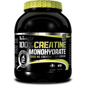 BioTech Creatine Monohydrate 300g Dose