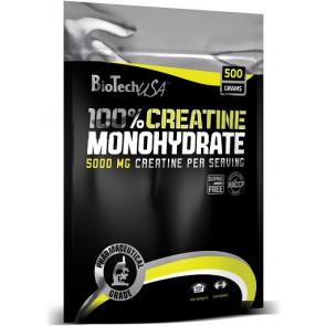 BioTech Creatine Monohydrate 500g Beutel