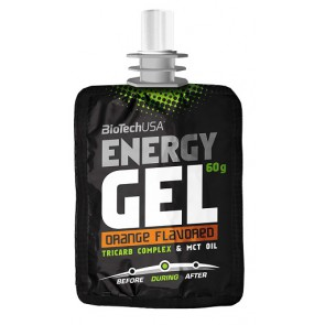 BioTech Energy Gel 24x 60g