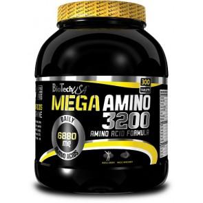 BioTech Mega Amino 300 Tabletten