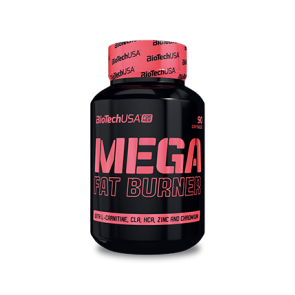 BioTech Mega Fat Burner (for Her) 90 Tabletten