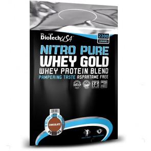 Biotech Nitro pure Whey Gold 2,2kg