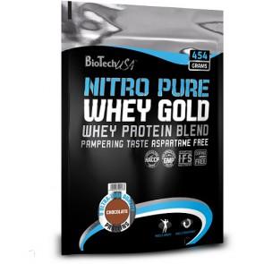 Biotech Nitro pure Whey Gold 454g