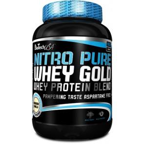 Biotech Nitro pure Whey Gold 908g