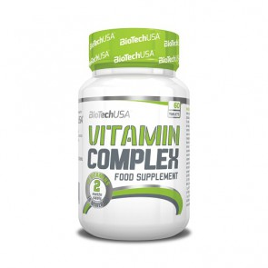 BioTech Vitamin Complex 60 Tabletten