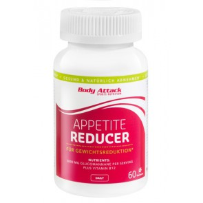 Body Attack Appetite Reducer - 60 Caps