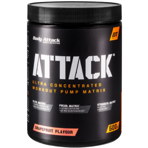 Body Attack Attack - Grapefruit 600g