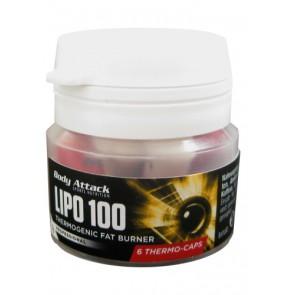 Body Attack Lipo 100 (6 Kapsel)