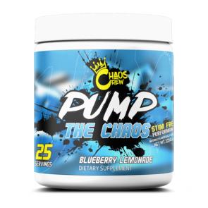 Chaos Crew – Pump the Chaos 25 serv