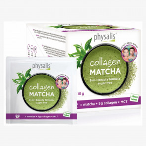 Physalis  Collagen Matcha 12x 10gr