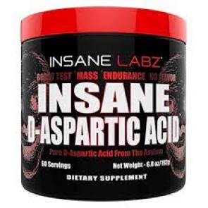 Insane Labz Insane D-Aspartic Acid 192g