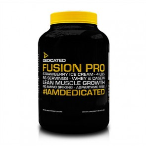 Dedicated Fusion Pro Protein 4 lbs.