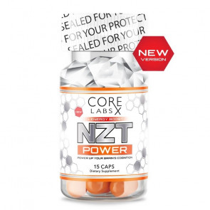 Core Labs NZT Power 15 caps