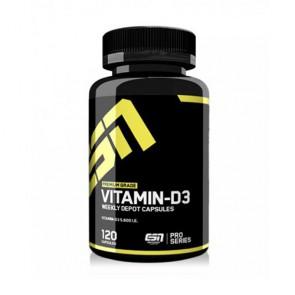 ESN Vitamin D3 120 Kapsel