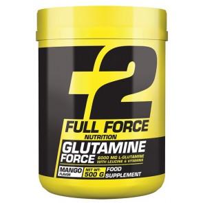 F2 L-Glutamine Force 500g Mango