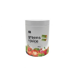 FA Nutrition Greens & Juice Lemon - 300g