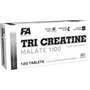 FA Nutrition Performance Tri Creatine Malate - 120 Tabs