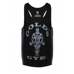 Gold´s Gym GGVST010 - Tonal Panel Stringer - black