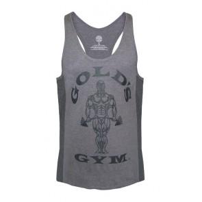 Gold´s Gym GGVST010 - Tonal Panel Stringer - grey