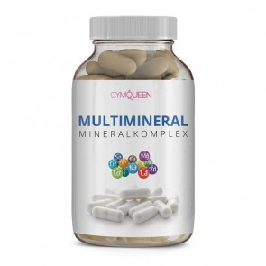 Gymqueen Multimineral 60 Kapsel