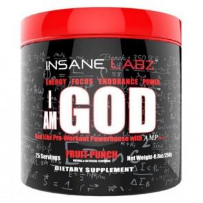 INSANE LABZ I am God 250g