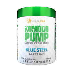 Alpha Lion Komodo Pump - Stim Free Pre 25 serv