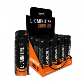 QNT L- Carnitine 3000 mg 12 x 80 ml