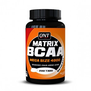 MATRIX BCAA 4800  200 Tabs
