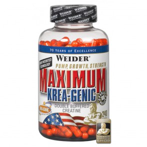 Weider Maximum Krea-Genic 240 Kapsel