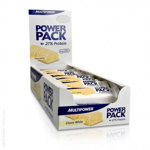 Multipower Power Pack Protein Bar 24x 35g
