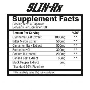 Slin-Rx 240 caps
