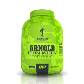 Muscle Pharm Arnold Iron Whey 2,2kg