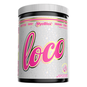 MyoBlox  LOCO (Superior Pre Workout) 6.0