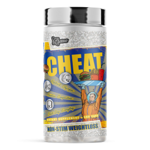 Glaxon Cheat - GDA - Non-stim weightloss 180 Caps