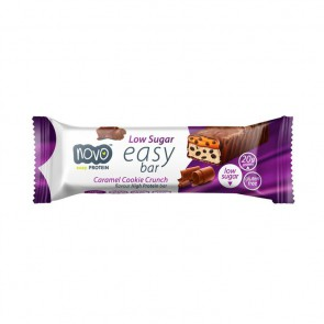 Novo Low Sugar Easy Bar Box of 12x 60g
