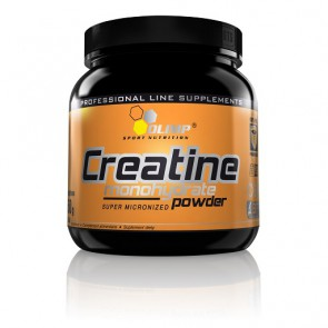 Olimp Creatine Monohydrat Powder - 550g Pulver