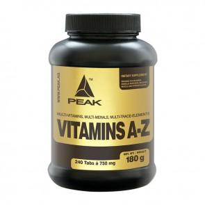 Peak Vitamin A-Z 240 Tabl.