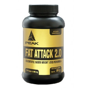 Peak Fat Attack 2.0 120 Kapsel