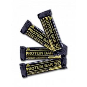 Peak Protein 50, 24x50g Riegel Dark Chocolate