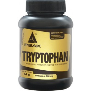 Peak Tryptophan - 60 caps