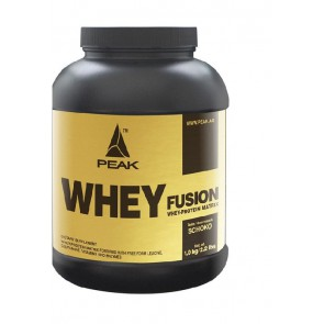 Peak Whey Fusion - 2,26kg