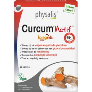 Physalis Curcum'Actif 30 Tabs