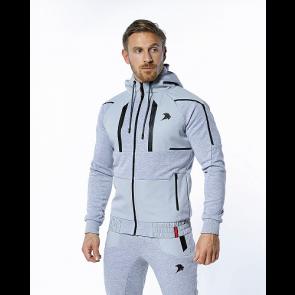 PROBROWEAR - Prime Hybrid Jacket Grey