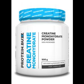Protein.Buzz Creatine Monohydrate 500g