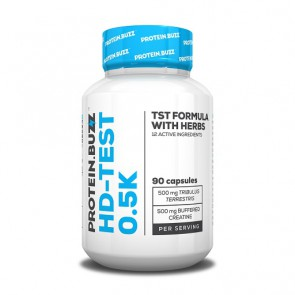 Protein.Buzz HD-Test 0,5K 90 Kapsel