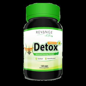 Revange Nutrition Detox 120 caps