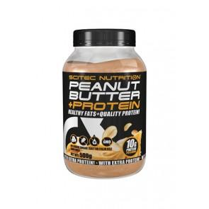 Scitec 100% Peanut Butter + Protein 500g